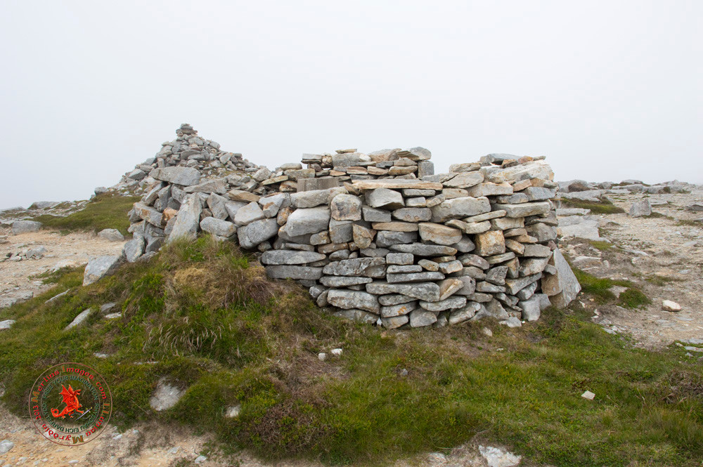 Ward Hill Summit.  Highest Point on Orkney.