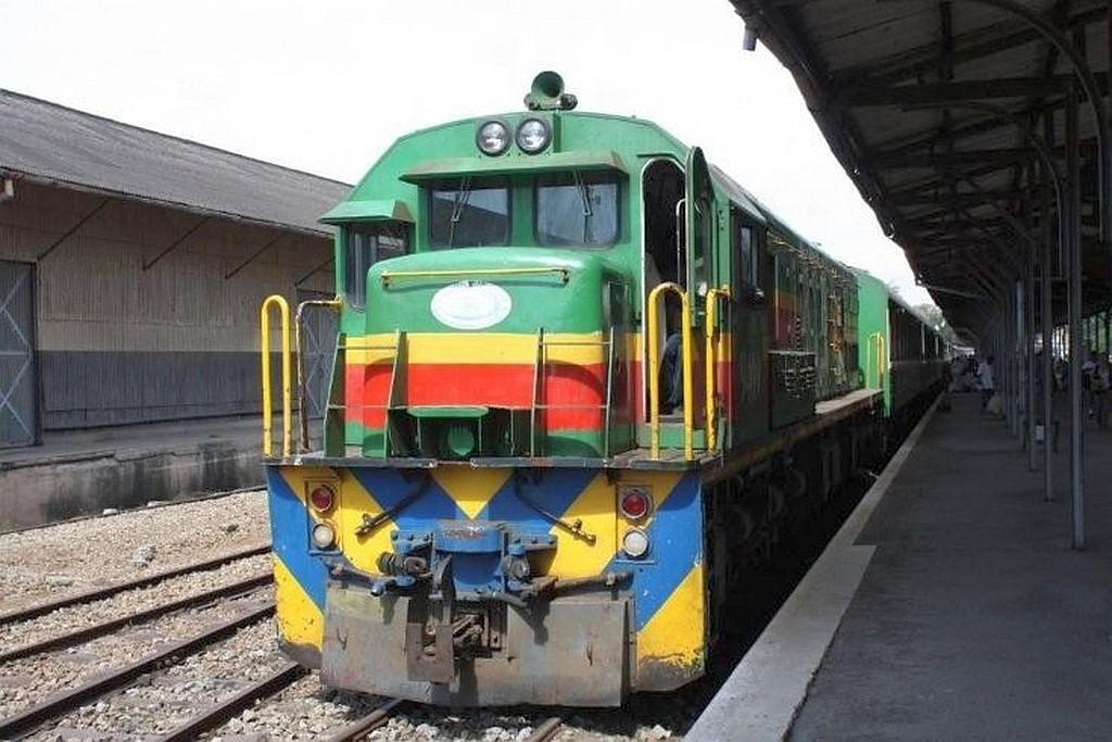 Railway station Mombasa