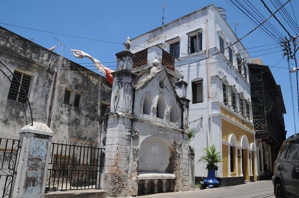 Mandhry Mosque Well, Old Town, Mombasa