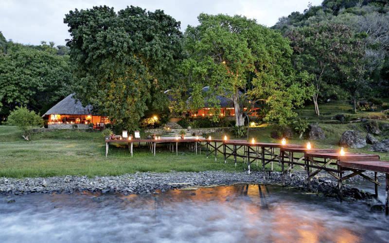 Mfangano Island Camp Lake Victoria - Kenya
