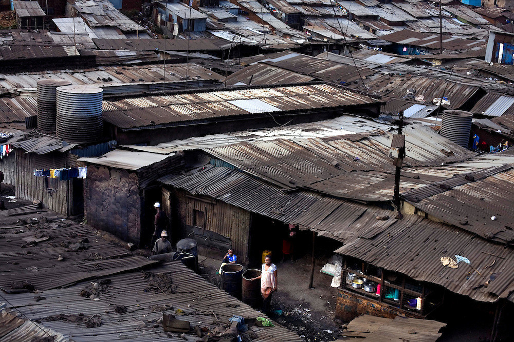 Mathare Valley (Nairobi), Kenya