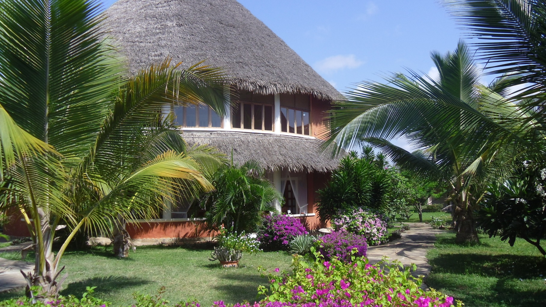 Holiday House Tembo Court Malindi - Garden. Casa Vacanze Tembo Court Malindi -  Giardini