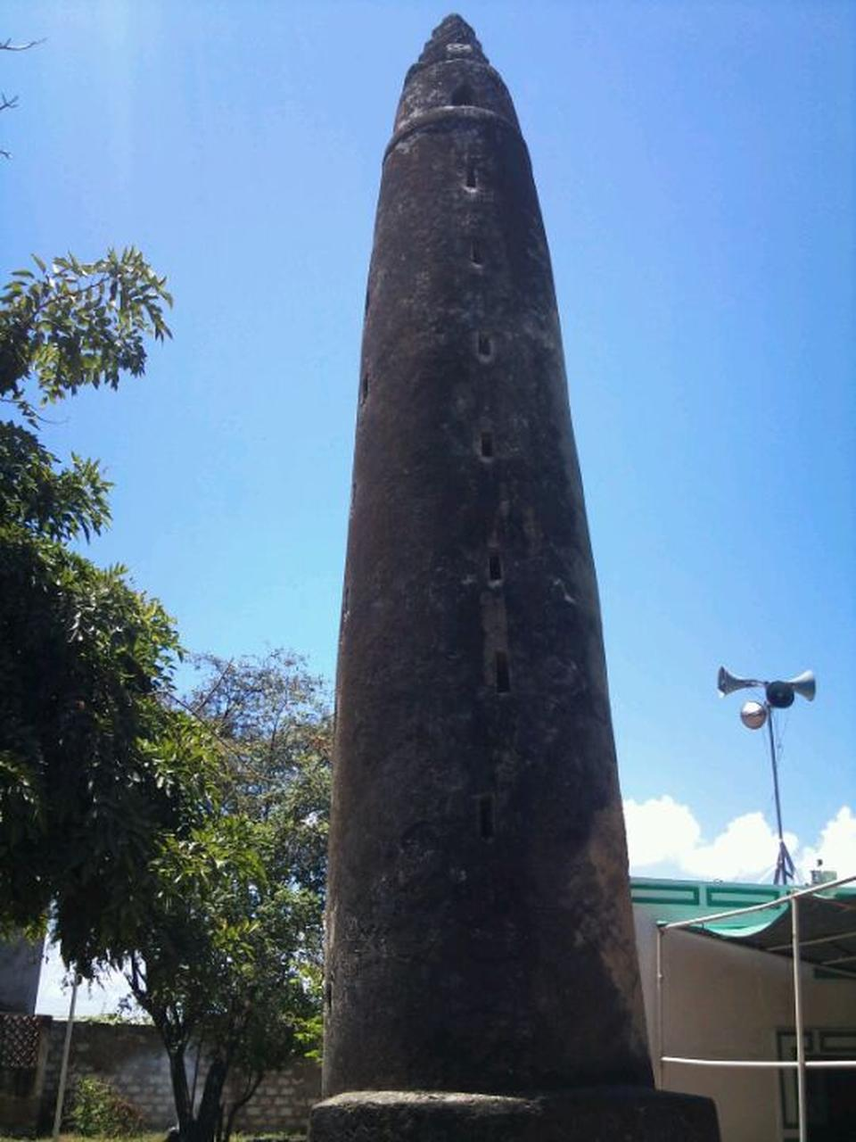 Mbaraki Pillar Mombasa