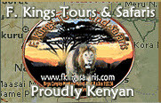 F. Kings Tours & Safaris