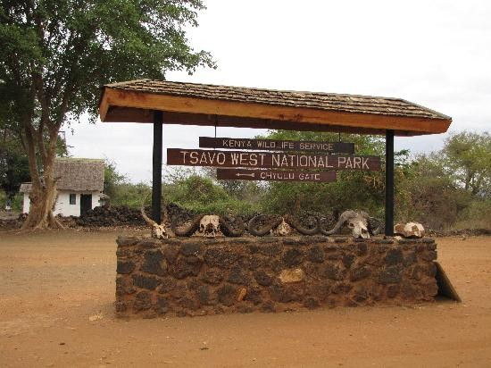 Tsavo West Gate National Park