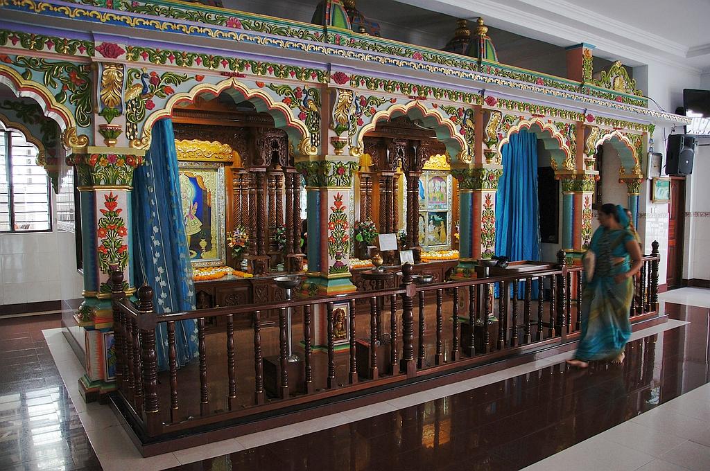 Tempio Hindu Mombasa