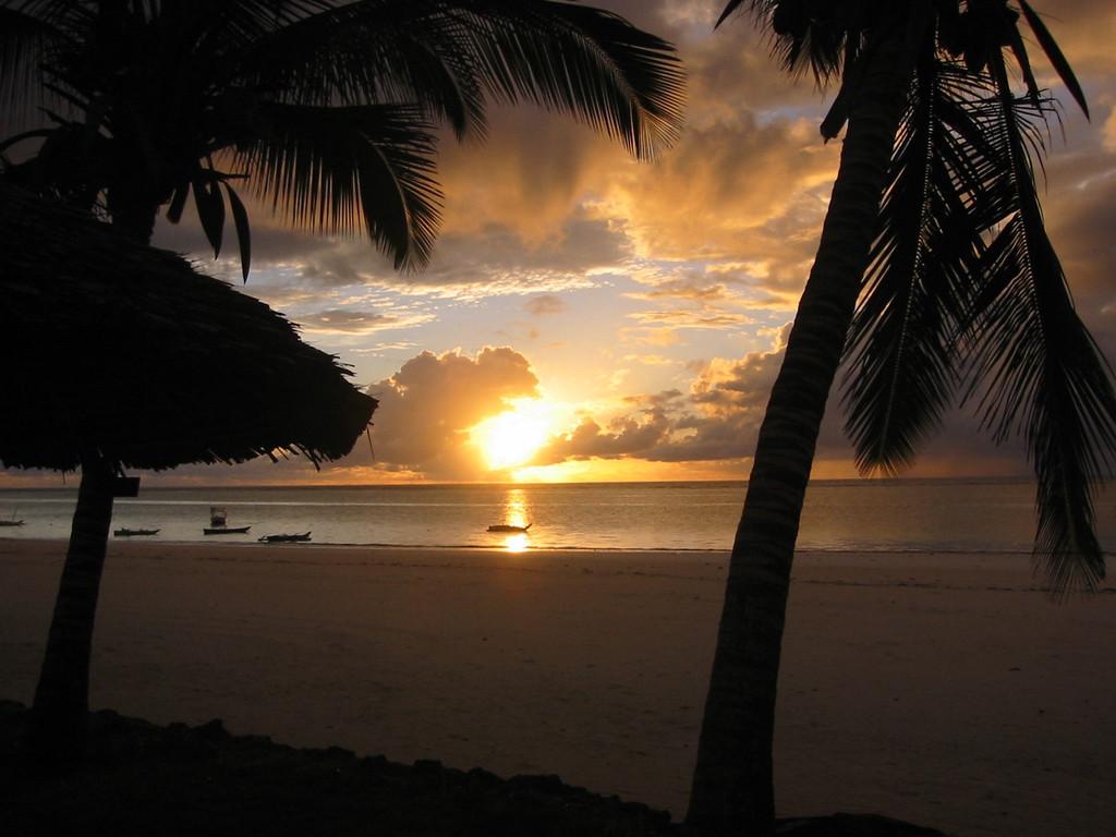 Sunset Mombasa