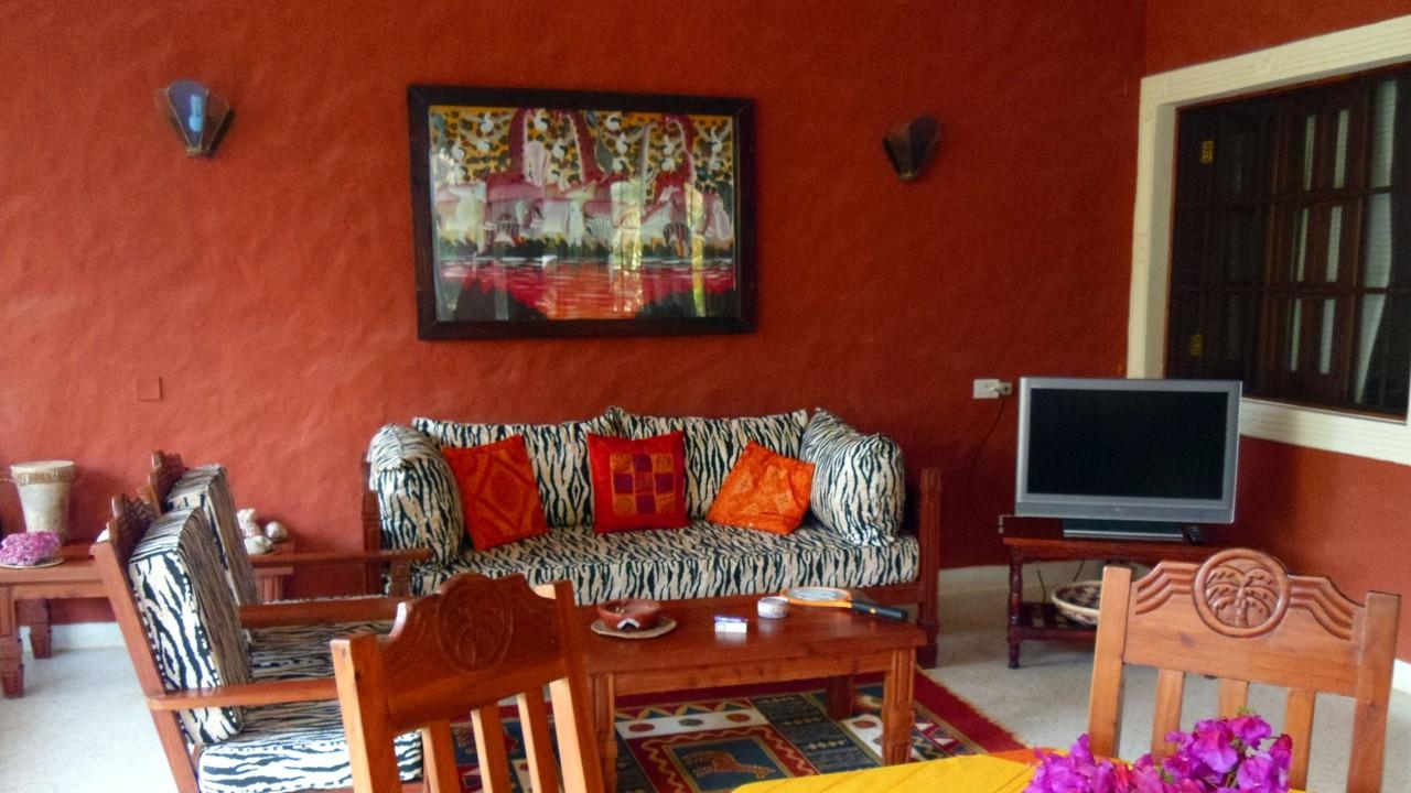 Veranda Appartamento Tembo Court
