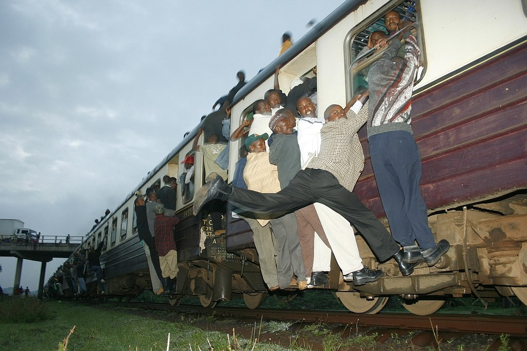 Railways Mombasa
