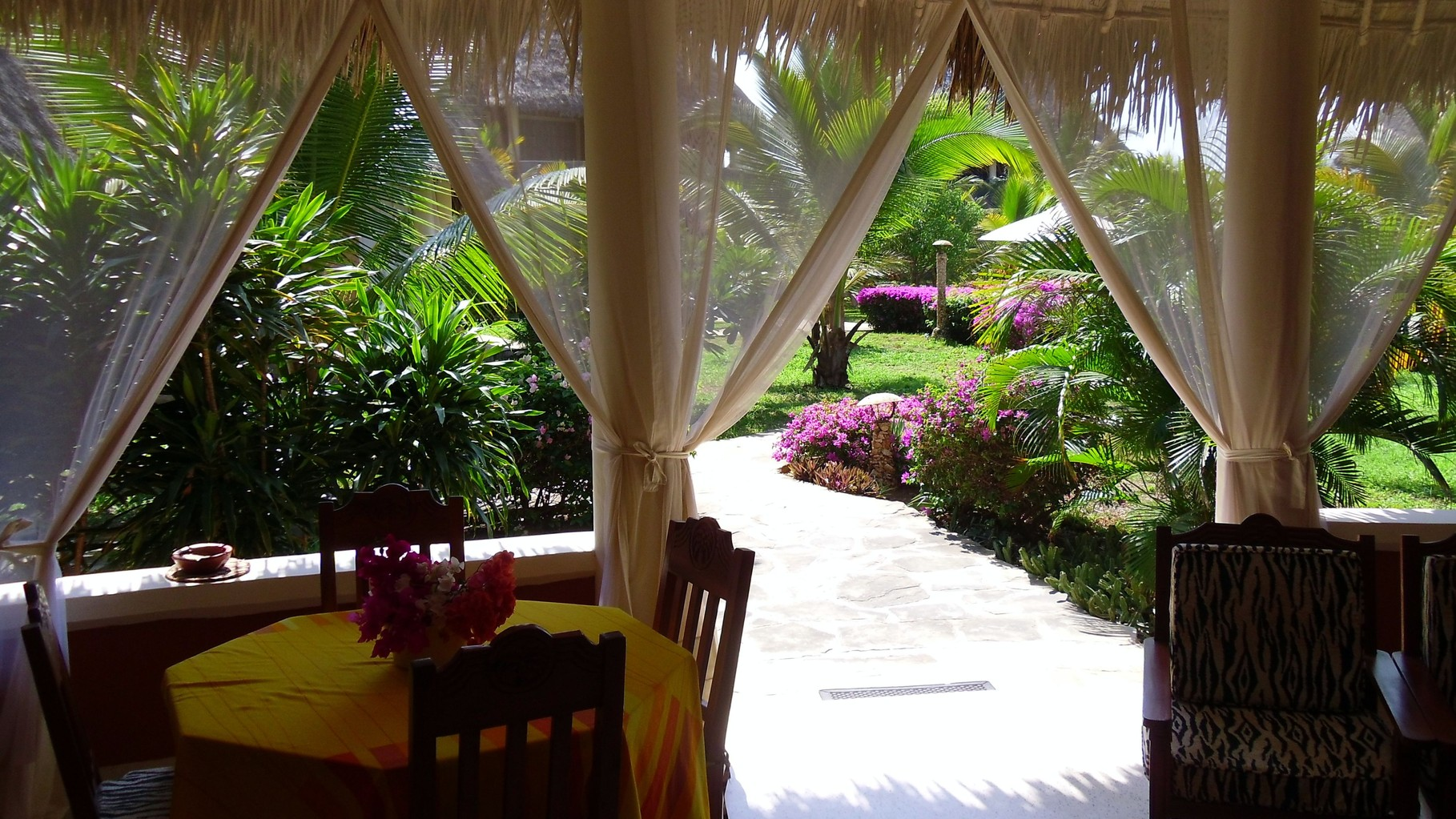 Holiday House Tembo Court Malindi - Veranda Apartment