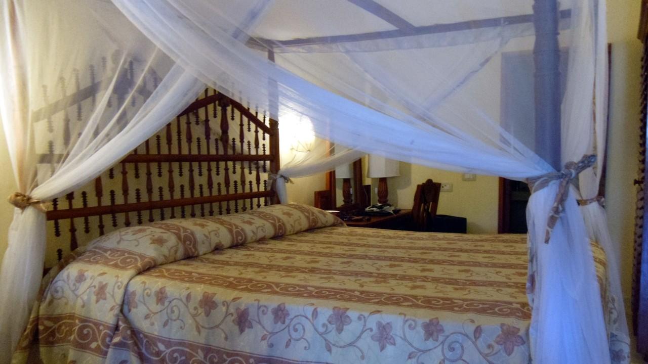 Holiday House Tembo Court Malindi - Bedroom 2 Apartment. Casa Vacanze Tembo Court Malindi -  Camera letto 2 Appartamento