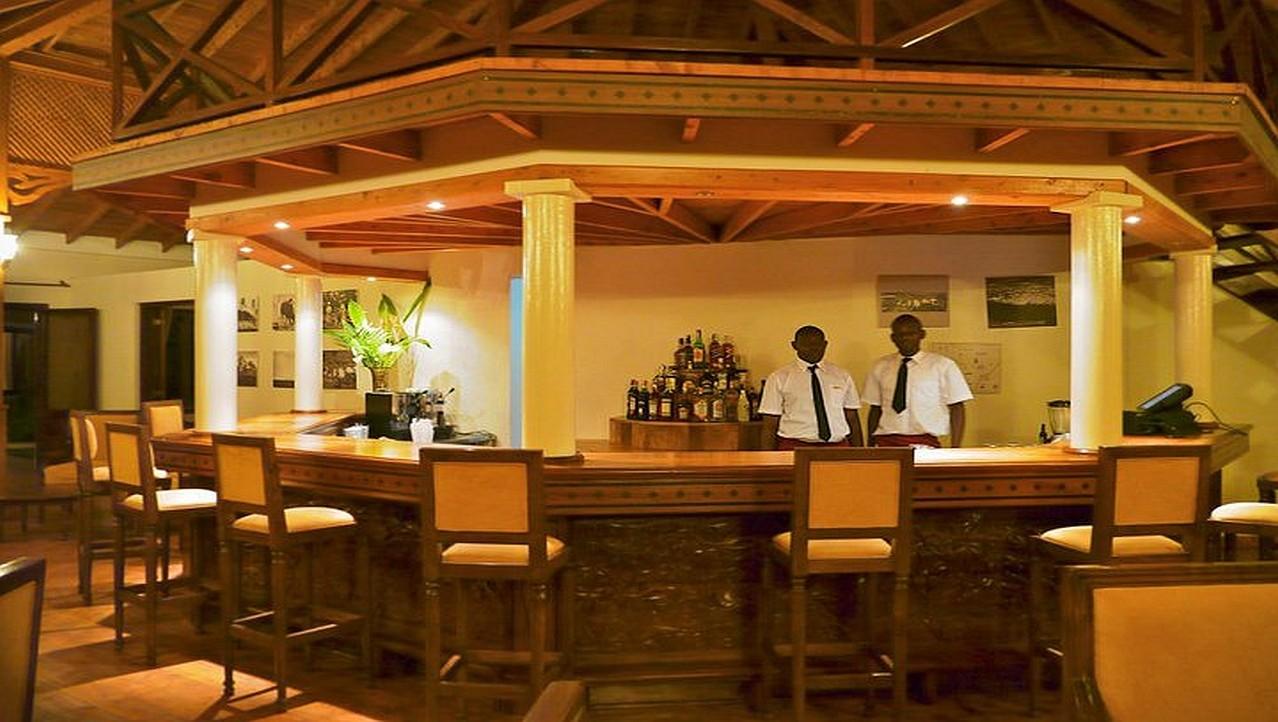 Bar Ocean Beach Resort