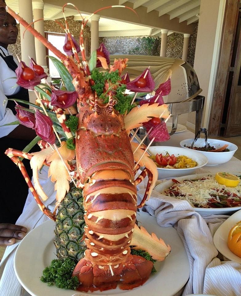 Ristorante Tembo Court Ocean Beach Resort