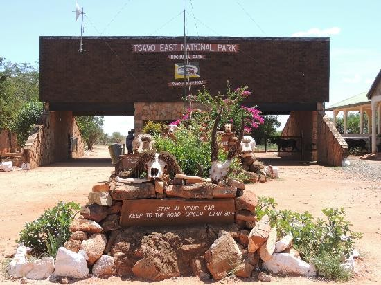 Tsavo East Gate National Park