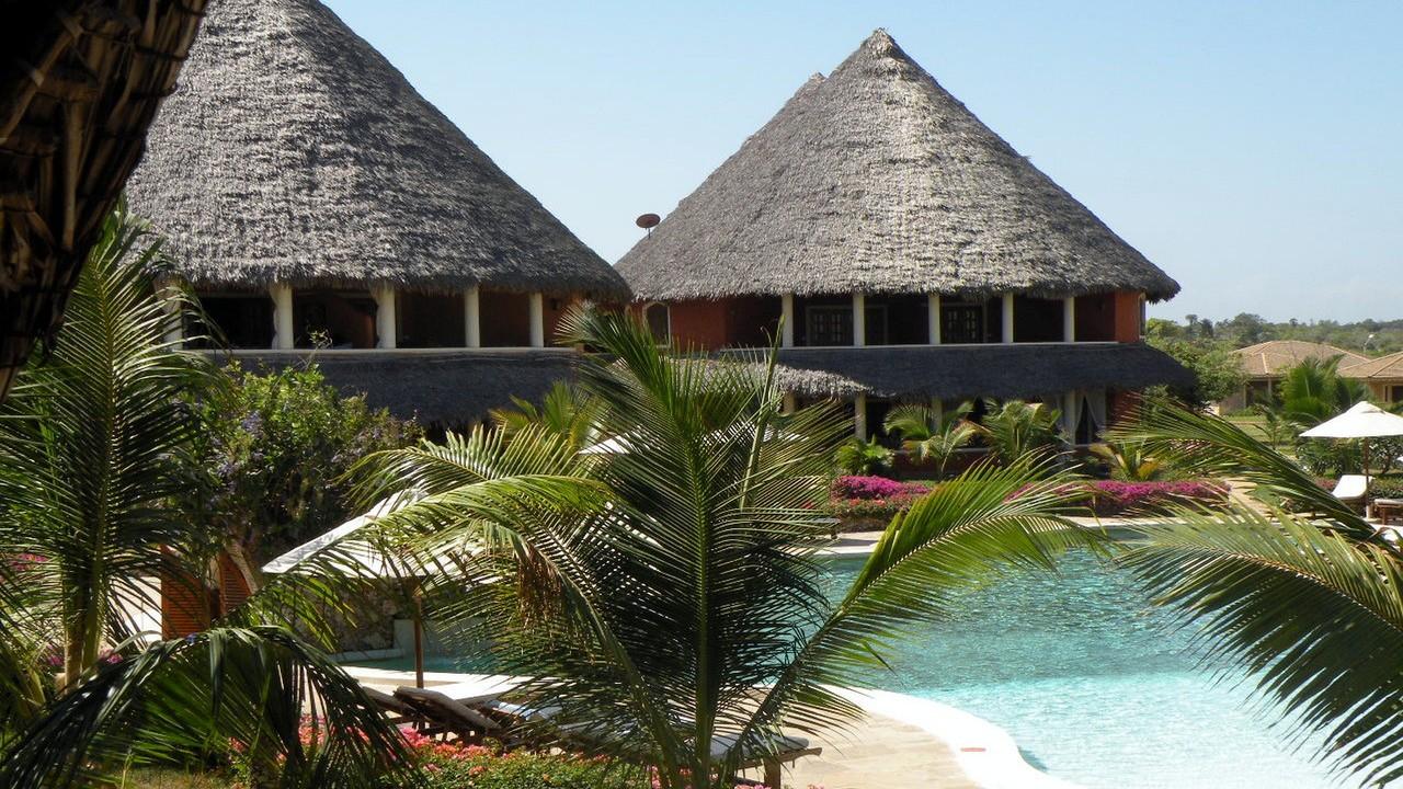 Holiday House Tembo Court Malindi - Pool. Casa Vacanze Tembo Court Malindi -  Piscina