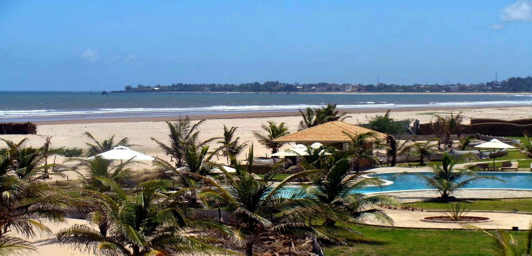 Malindi beach, Kenya