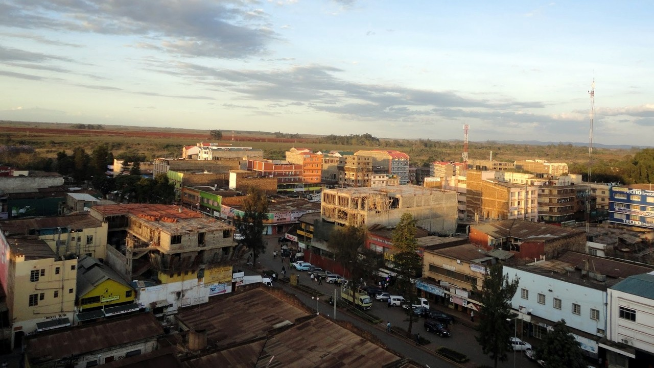 Aeroporto Kenya : Contee province distretti e città del kenya viaggio attraverso