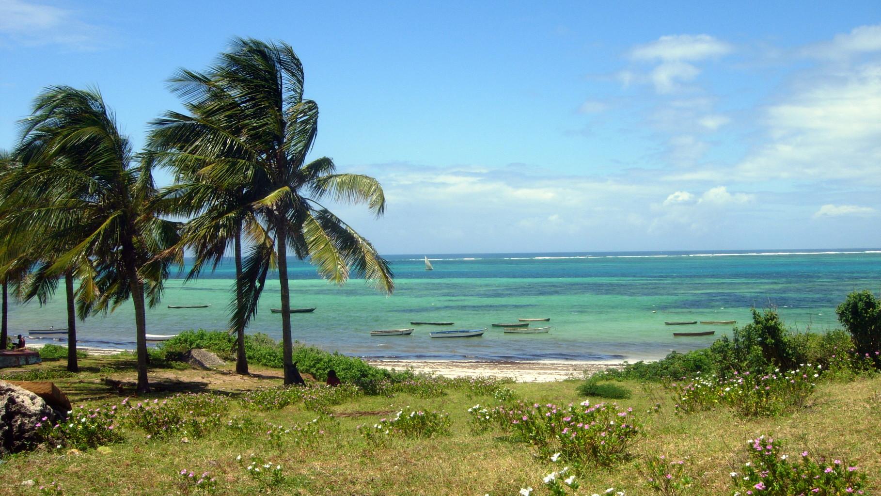 Mayungu Beach