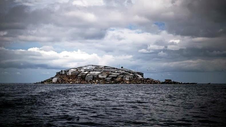 Migingo island Lake Victoria