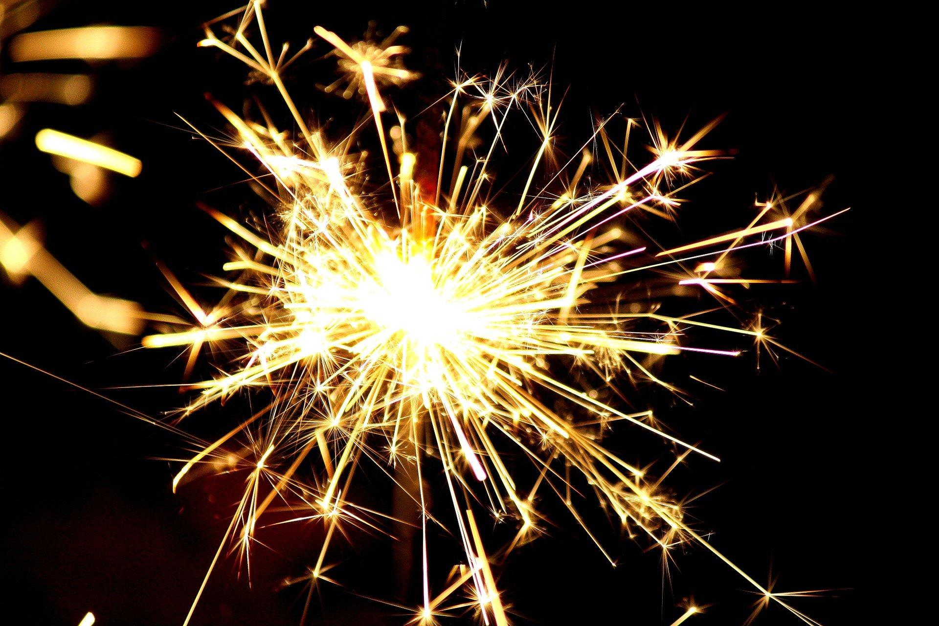 Ein frohes und gesegnetes Neues Jahr