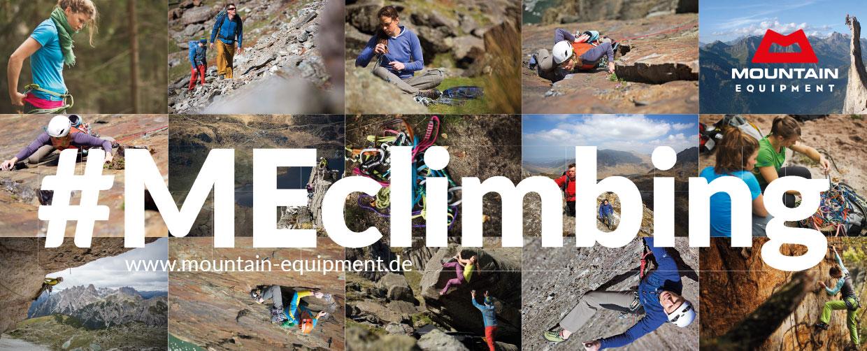 Mountain Equipment Climbing