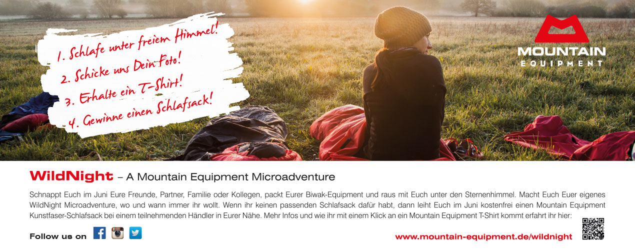 Mountain Equipment WildNight