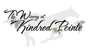 Kindred Pointe Winery logo and link to site