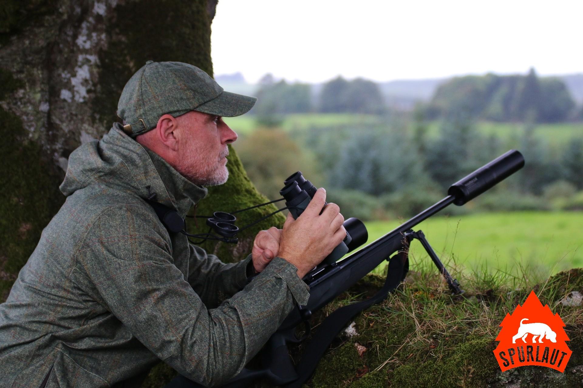 Schalldämpfer gehören in Irland schon lange zum Standard