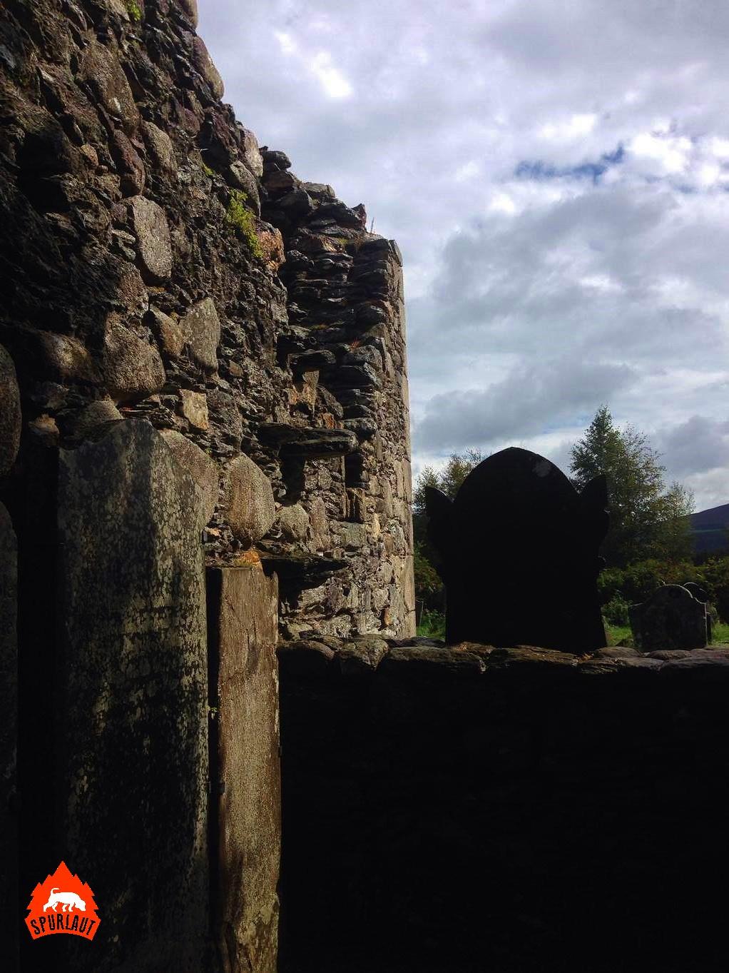 Historische Gebäude prägen an vielen Orten die Landschaft