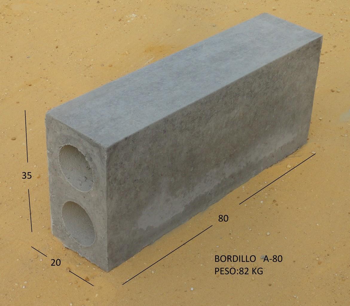 Bordillos En Concreto Mundo Prefabricados S A S