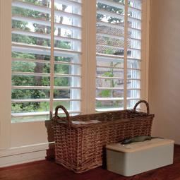 French-Door: Sichtschutz für Glastüren durch Direktmontage