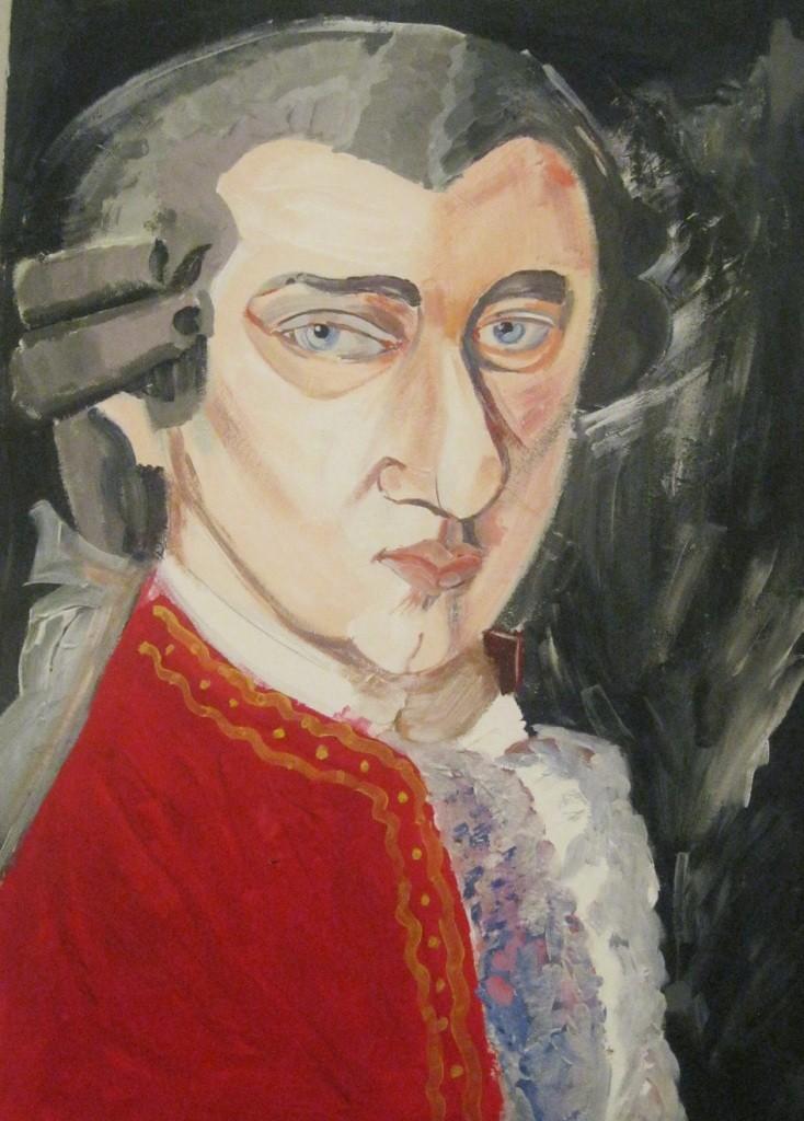 Грекова Кристина, Копейск,  ДШИ № 1. Моцарт