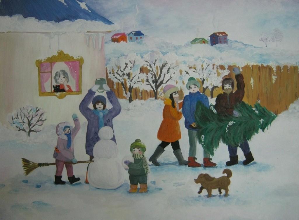Ашаханова Ирина, Улан-Удэ, ДШИ № 5. Приятные хлопоты