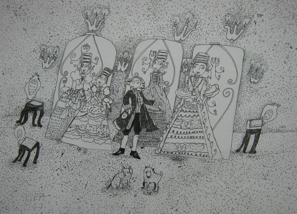 Балдунникова Кристина, Улан-Удэ, ДШИ № 5.  Детство Моцарта.