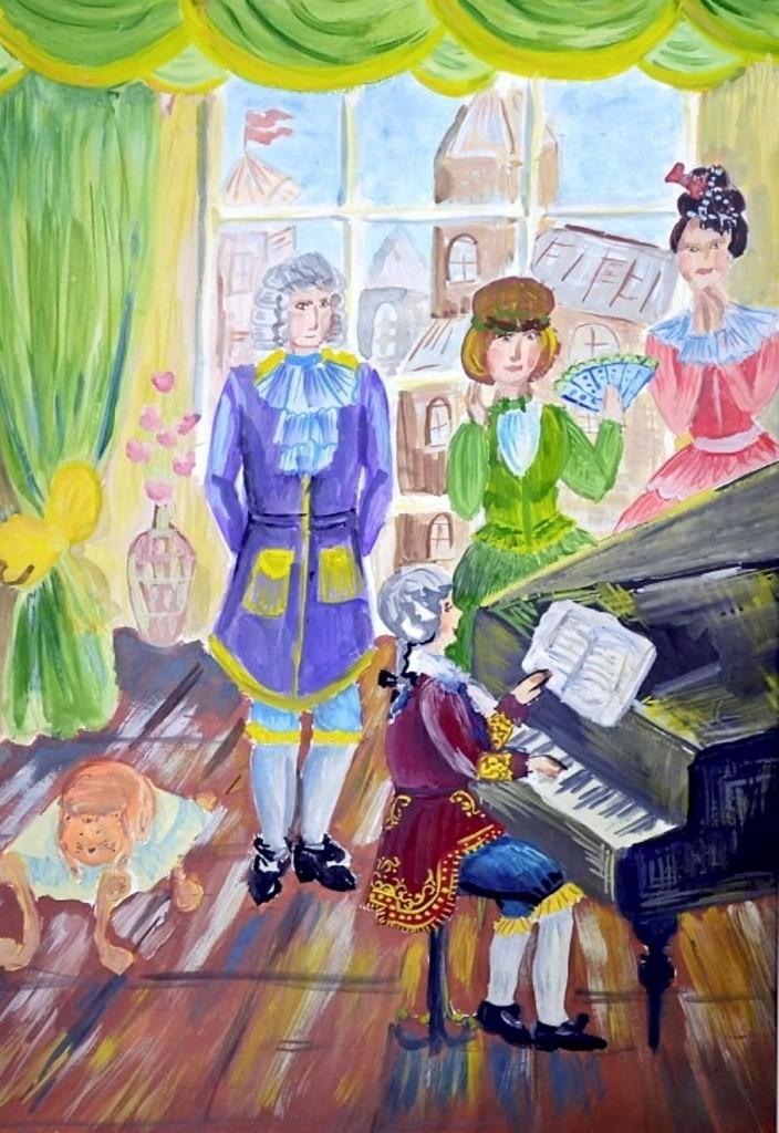 Сырцова Полина, Зауральский, ДШИ № 3. Талантливый ученик