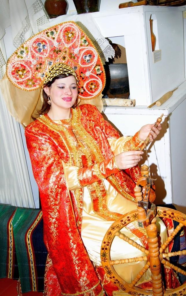 Васюта Наталья Александровна, Курганская область, г. Шумиха, ШШИ, Русский народный костюм (1)