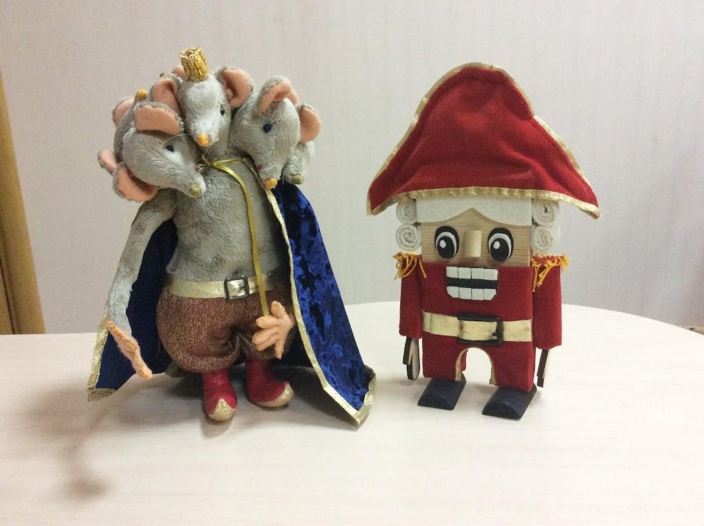Медведева, Щелкунчик и Мышиный король