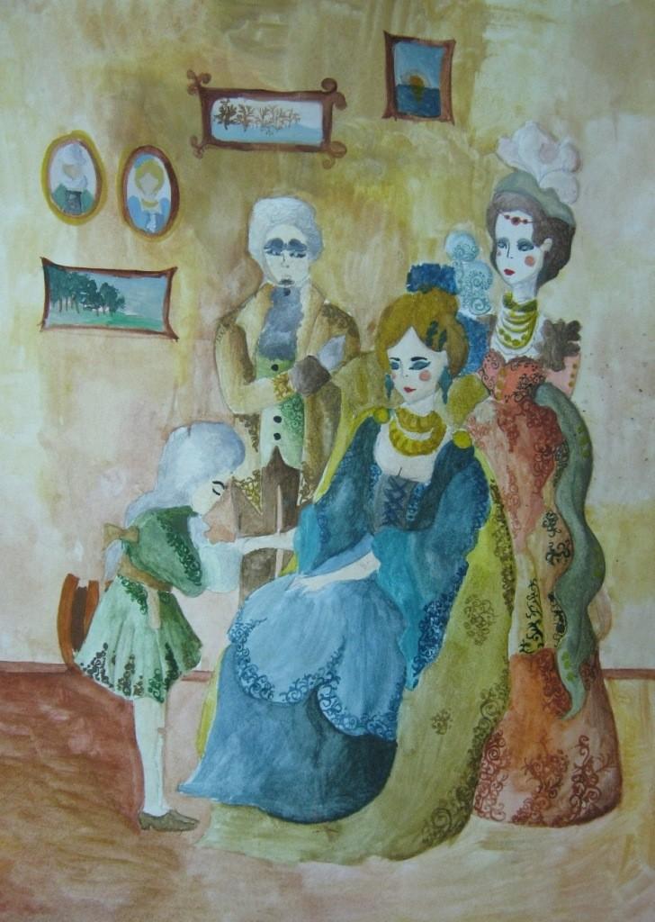 Титова Ксения, Улан-Удэ, ДШИ № 5. Детство Моцарта