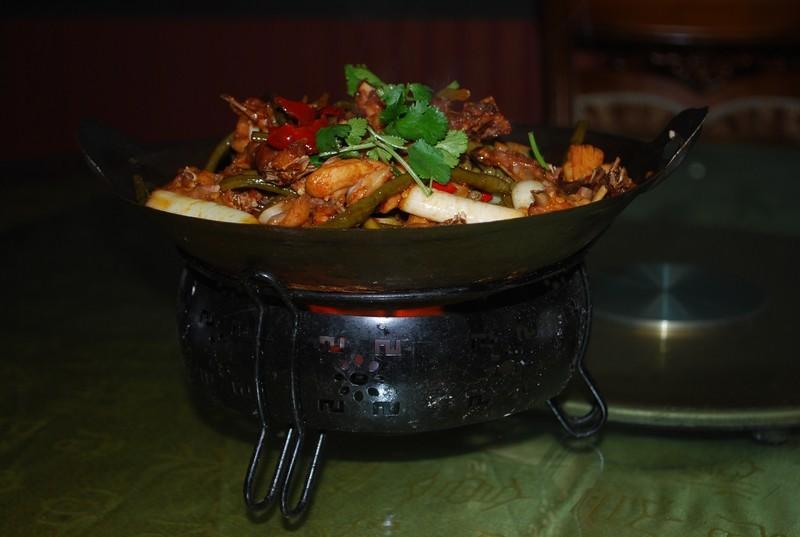 la fondue sichuanaise, un deluge de piments