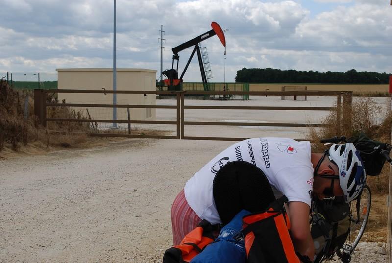 Un puit de pétrole en Seine et Marne
