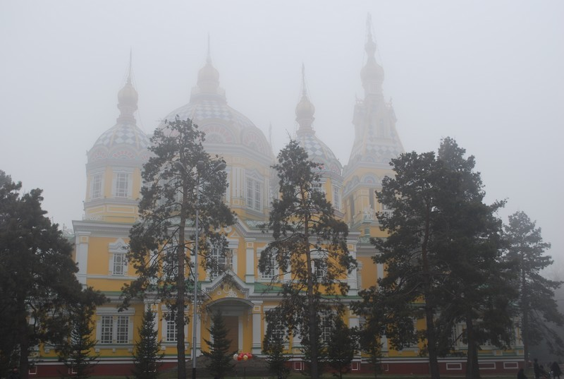 cathédrale Panfilov