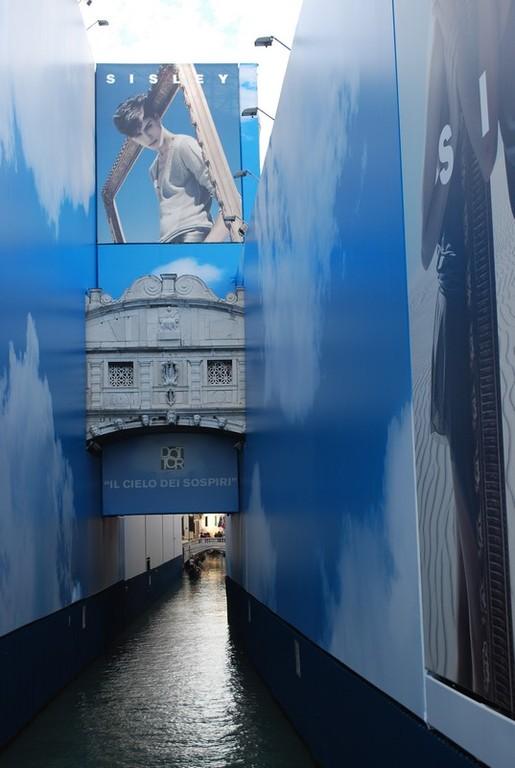 Venise, ville de marchands, c'est pas d'aujourd'hui... la vergogna !