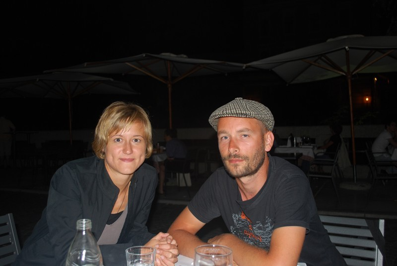 Nina et Xavier a Ljubljana