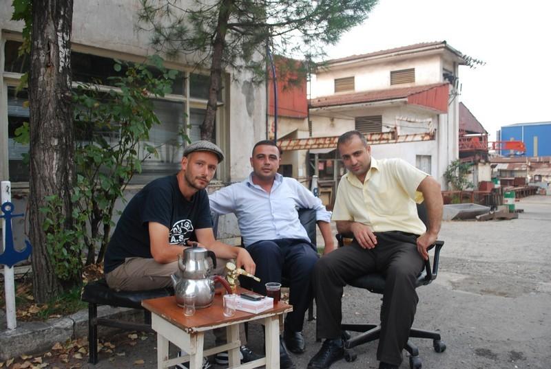 Alparslan et Alep