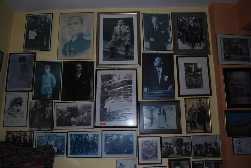 un mur du resto (les autres sont analogues)