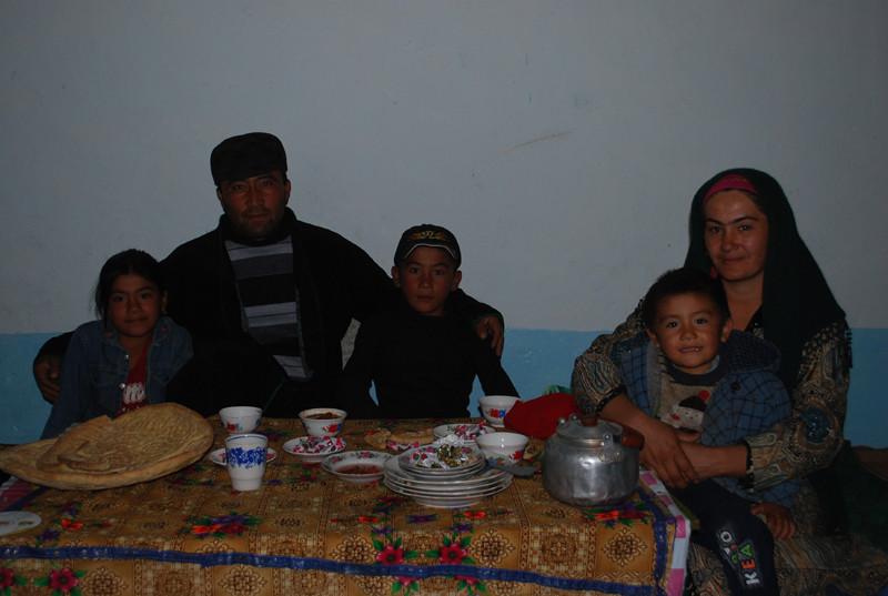 la famille de Dildora