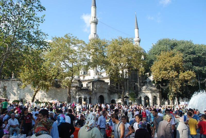 mosquee et tombeau d Eyüp (Ayyoub)