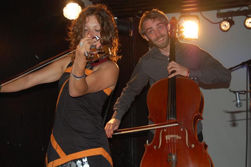Claire et Damien