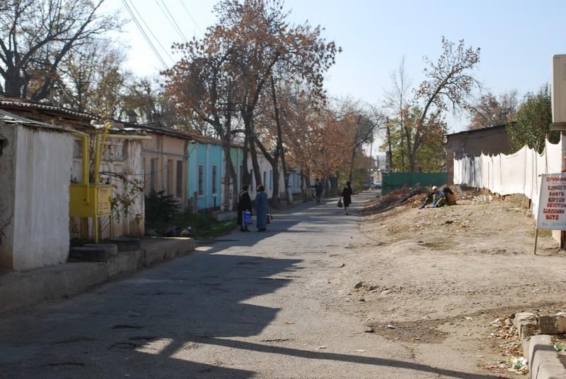 Tachkent, rue