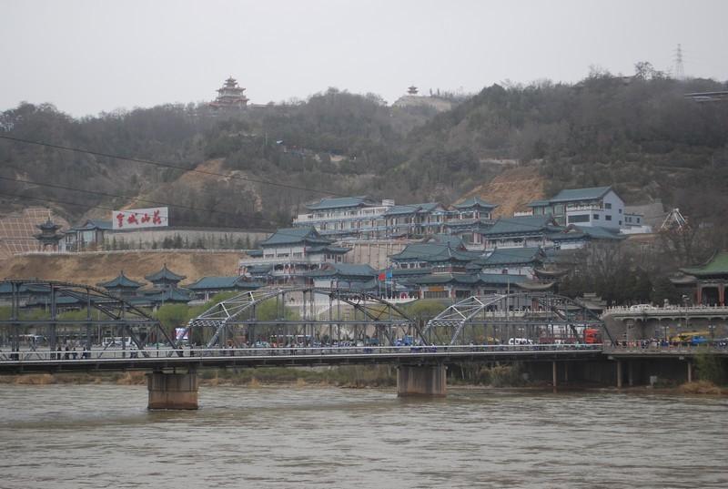 Huang He, le Fleuve Jaune